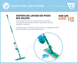 CLEAN AND GO! BIO SYSTEM